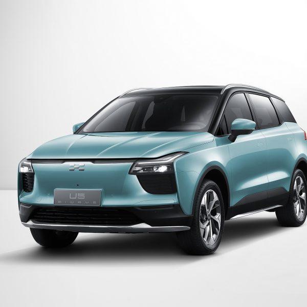 AIWAYS all-electric U5 SUV