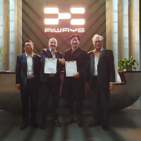 AIWAYS signs MoU to sell U5 in South Korea